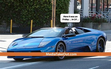 50 Cent Blue Lamborghini 301 Moved Permanently