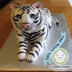 tiger kuchen stuffed cakes white tiger cake