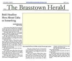Blank Newspaper Template Microsoft Word P2c Info Blank Newspaper Template Microsoft Word