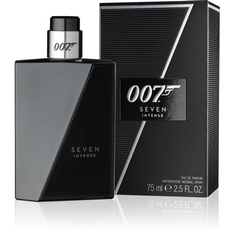 7 Scents For by 007 Seven Perfume For Bond Fragrances