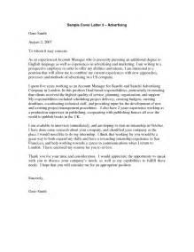 cover letter etiquette