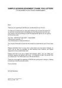 Acknowledgement Letter Thesis Sample Acknowledgement Letter Sample Acknowledgement Letters