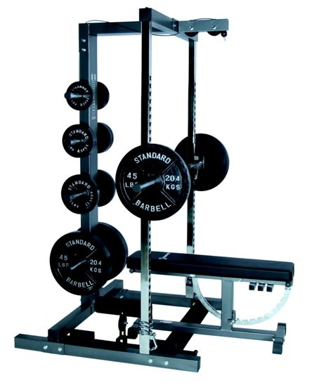 ironmaster im2000 bench chin up dip leg