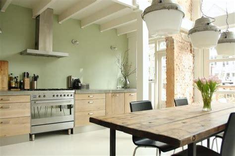 ideas green kitchen paint