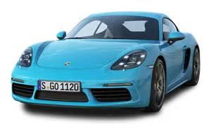 Porsche Cars Porsche 718 Cayman S Blue Car Png Image Pngpix