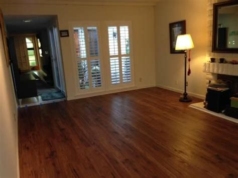 Distressed Brown Hickory Laminate Flooring - pin by gapen on future digs and spaces