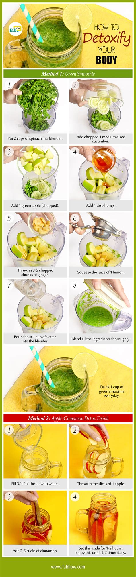 How To Detox Your by Top 3 Ways To Detox Your Naturally Fab How