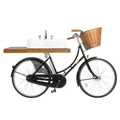 Bristan Bath Shower Mixer arcade pashley bicycle with 600mm basin and mixer tap