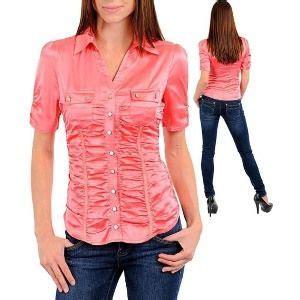 25913 Casual Blouse Blouse Biru Abu Abu fitinline 8 jenis kain untuk membuat blouse