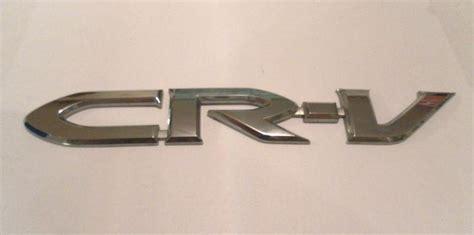 Emblem Original Honda Cr V 2009 emblems for sale page 637 of find or sell auto parts