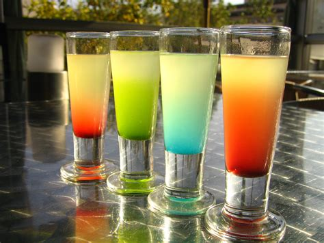 colorful drinks palette color colorful