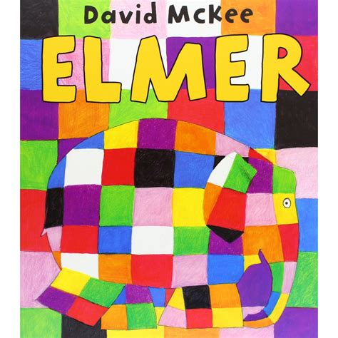 Elmer Patchwork - mr s and year 1 blogs make this tagline punchy