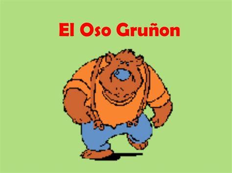 el oso grunon el oso gru 241 on