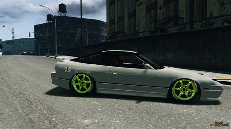 jdm nissan 240sx nissan 240sx jdm for gta 4