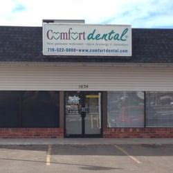 comfort dental colorado springs co comfort dental dentisti 1634 york rd colorado springs