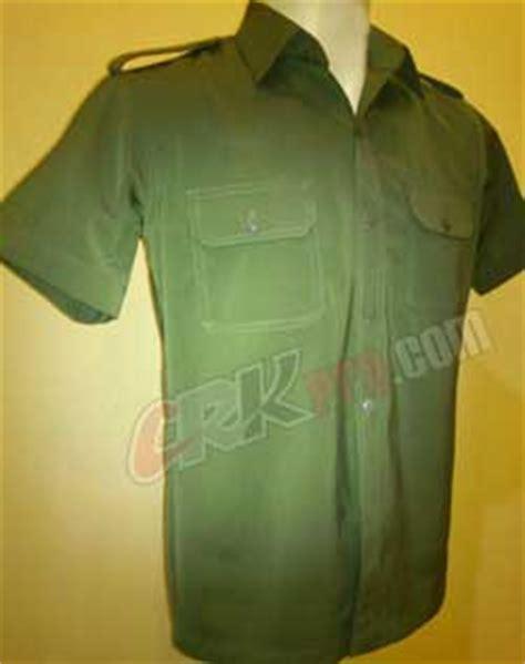 baju tni ad pakaian dinas harian pdh pakaian dinas lapangan pdl