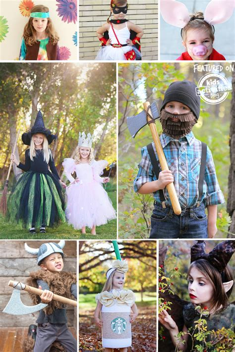 40 easy costumes for