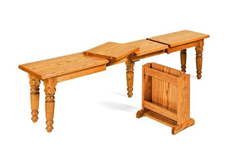 country style benches country style farmers extend a bench from dutchcrafters amish