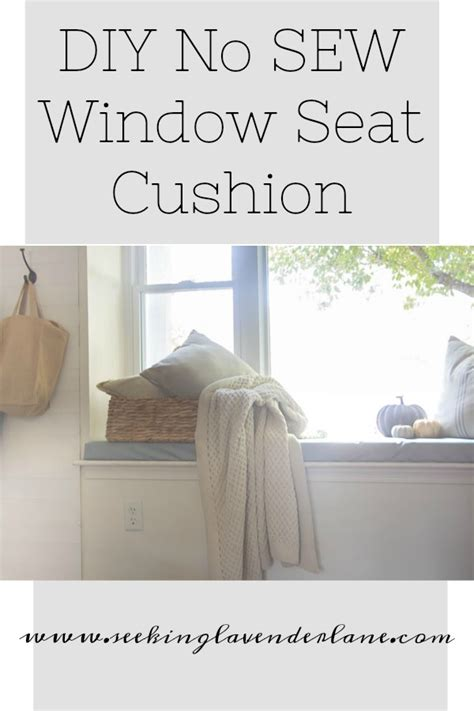 mommy vignettes ikea no sew window bench tutorial no sew bench cushion phaleux com