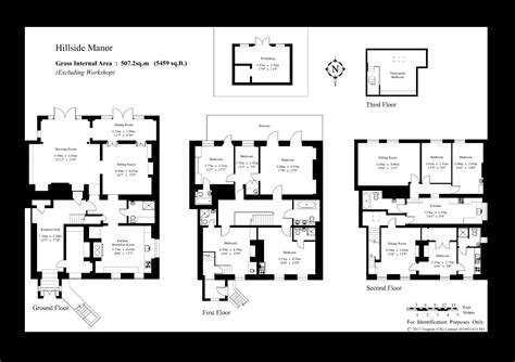manor house floor plan accommodation floor plans the georgian manor house floor plan house and home design