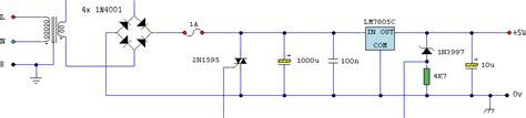 zener diode overvoltage protection logic psu with voltage protection circuit wiring schematic