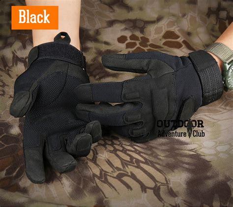 Sarung Tangan Jari Black Eagle Glove Sepeda Motor Pria T0210 1 sarung tangan paintball size m army green