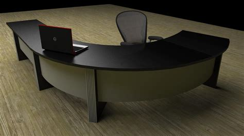 custom made desks made executive desk workstation by puddle town