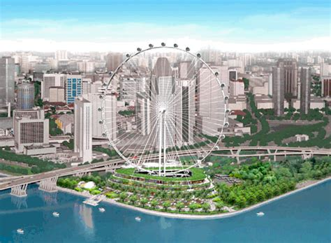 Tiket Singapore Flyer Peak Dewasa singapore story singapore flyer