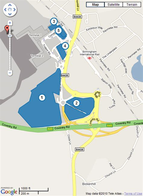 birmingham uk airport map map birmingham airport car parks swimnova