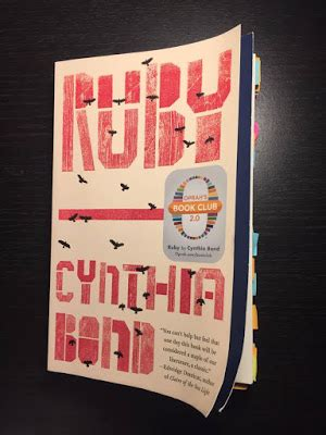 Book Review The About Ruby By Alsion Bond by Incessant Scribble An Literary
