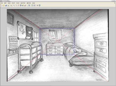 how to draw a 3d room single view reconstruction cs195g