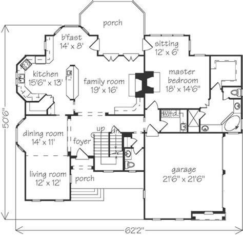 house plans with separate kitchen house plans southern living house plans and home on pinterest
