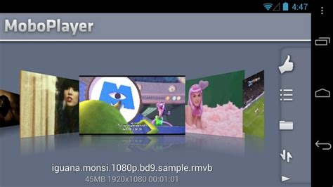 moboplayer android moboplayer free featured android media player with floating window