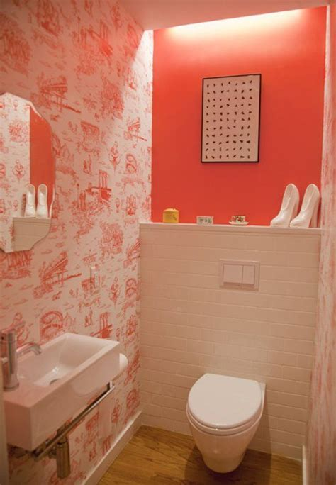 Salmon Colored Bathroom by 23 Best Images About Pink Bathrooms On Pink
