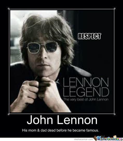 John Meme - john lennon meme story of john lennon the beatles