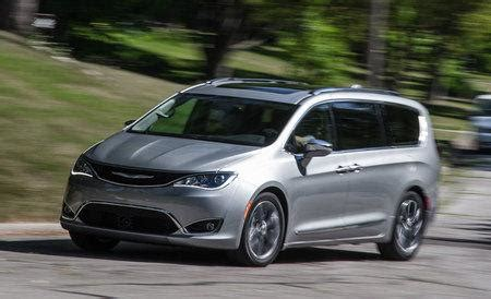 redefined and redesigned: 2017 chrysler pacifica