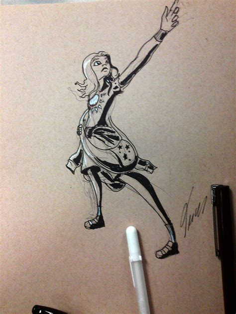 sketchbook inktober inktober sketch stargazer by allmightythunder on deviantart
