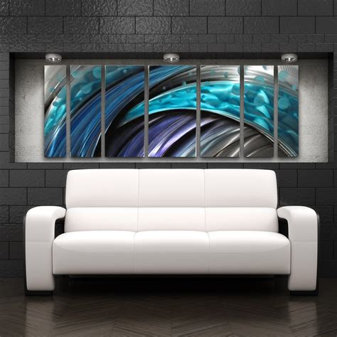 modern wall paintings quot typhoon quot large modern abstract metal wall sculpture