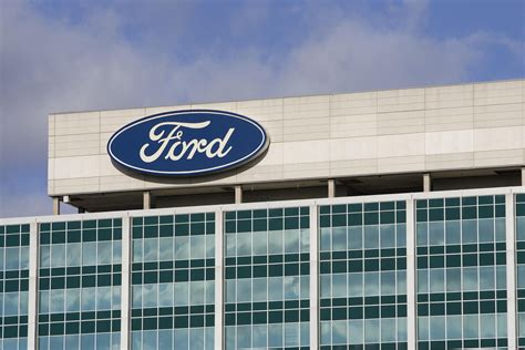 ford headquarters ford takes first step toward building evs in china roadshow