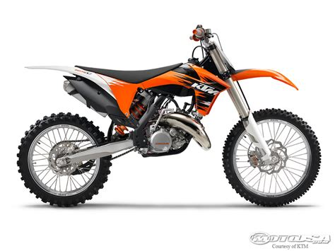 125cc Ktm Dirt Bike 2011 Ktm Dirt Bike Models Photos Motorcycle Usa