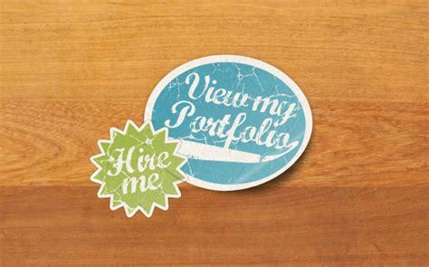 tutorial design sticker tutorial realistic grungy stickers using illustrator