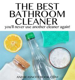 the best bathroom cleaner you ll use