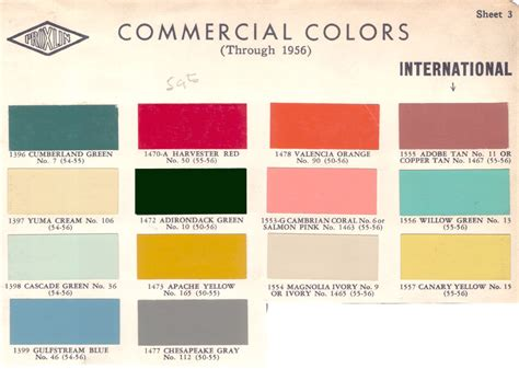 retro colors 1950s 1950s colour palette color palettes pinterest colour