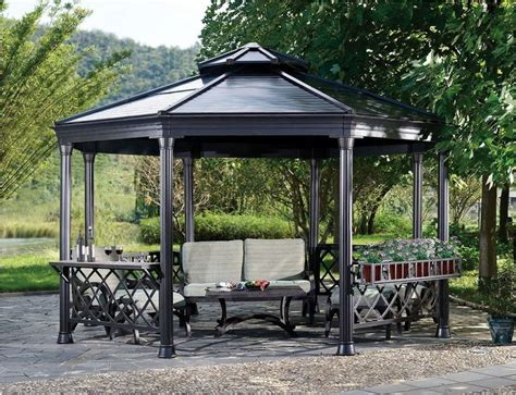 gazebo costo related keywords suggestions for hardtop gazebo costco