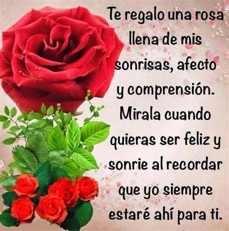 imagenes de rosas hermosas con frases de amistad 23 im 225 genes de rosas rojas con frases de amor romanticas