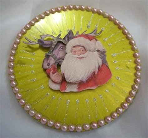 Basteln Mit Alten Cds 3387 by Verschiedene Cd Ornamente Nicht Nur F 252 R Weihnachten
