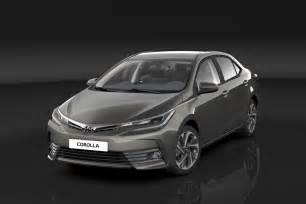 Toyota Corolla S 2016 Toyota Corolla Facelift For European Market Revealed