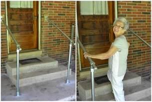 Handrail Diy 5 diy metal stair railing exles
