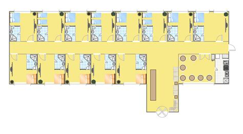 motel floor plans hotel plan