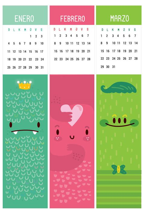 printable bookmark calendar 2015 2015 calendar bookmark design on adweek talent gallery